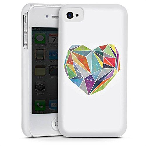 Apple iPhone 5s Housse Étui Protection Coque Amour Amour Amour Cas Premium mat