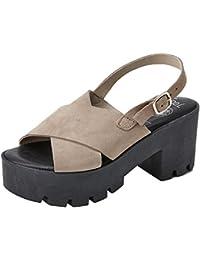 3c042fed9fc COOLWAY Women s Kala Platform Sandals