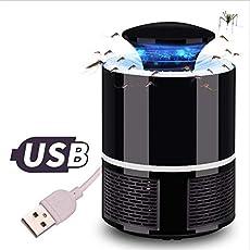 Lepakshi 2018 USB Electronics Mosquito Killer Trap Fly Wasp Led Night Light Lamp