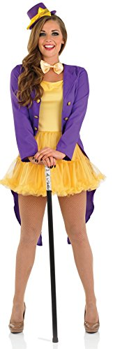 Fun Shack Damen Costume Kostüm, Womens Chocolate Factory Owner, ()