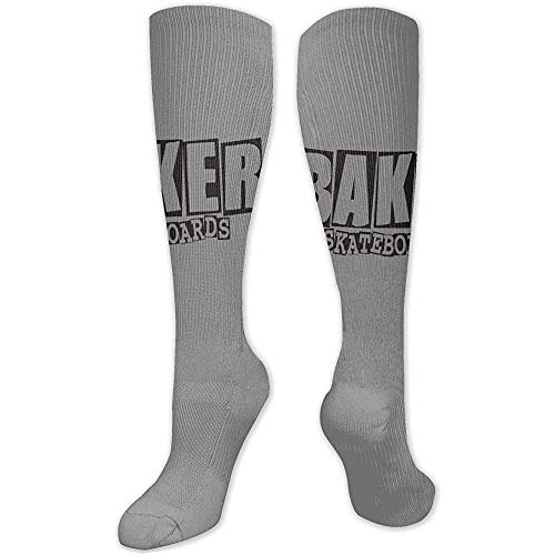 Dydan Tne Baker Skateboards Cotton Long Socks Feuchtigkeitsregulierung Thermal Socksing