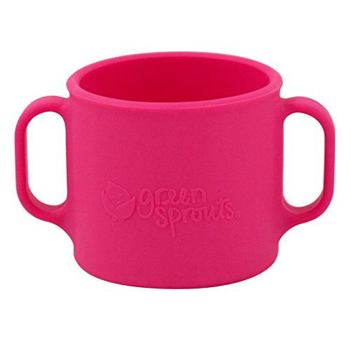 Green Sprouts Learning Cup (Pink) -