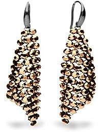 Amazon boucles d oreilles swarovski