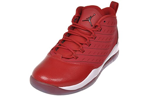 Gym Geschwindigkeit Black White Red Basketballschuh Kids Nike Jordan Jordan Bg xqYBT7OO