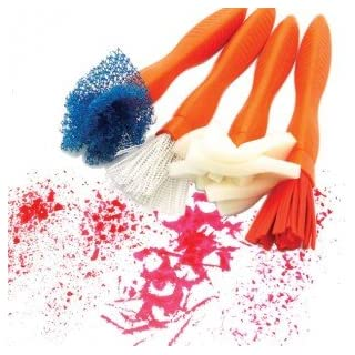 Anthony Peters Nottingham Rehab Supplies M78160Easi-Grip-Pinsel-Set