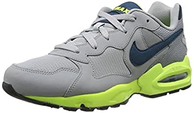 Nike Air Max Triax '94 Scarpe sportive, Uomo, Multicolore (Silver/Space Blue-Volt-CL Grey), 41