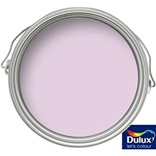 Dulux Pretty Pink - Matt Emulsion Paint - 2.5L
