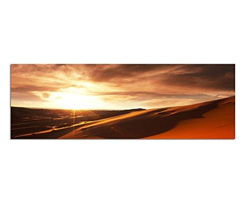 image-wall-poster-art-print-150x-50cm-sahara-desert-sand-dunes-sunset