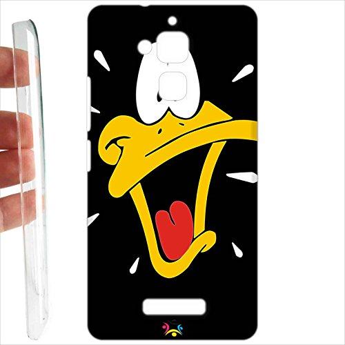 custodia-cover-rigida-per-asus-zenfone-3-max-zc520tl-286-daffy-duck