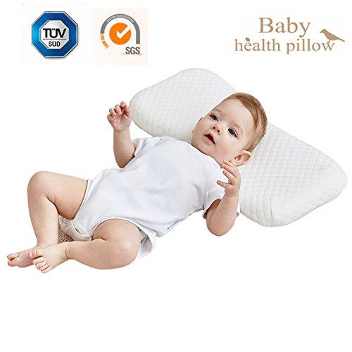 Gesundheit Kinder Kissen für Bett Schlafen Hypoallergenic Memory Schaum kinderkissen Neck-Protector für Kinder (0-3 Jahre)