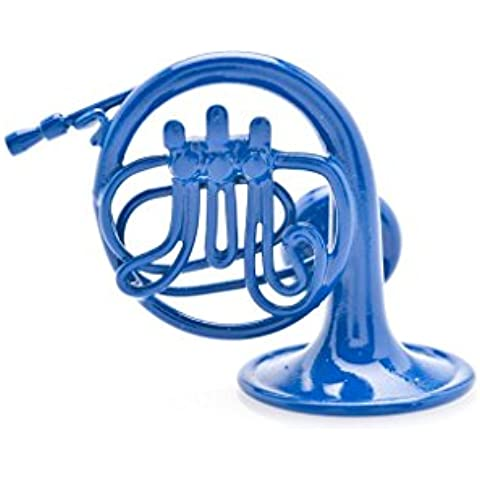Blue French Horn Magnet As Inspired By How I Met Your Mother