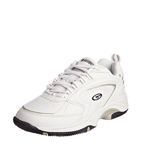 Hi-Tec Blast Tp, Chaussures fitness homme White Navy