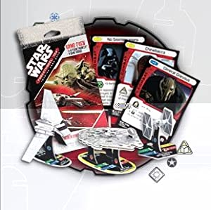 Wizkids Games 03651 - Star Wars Order 66 Pantalla, 24 Packs (en inglés)