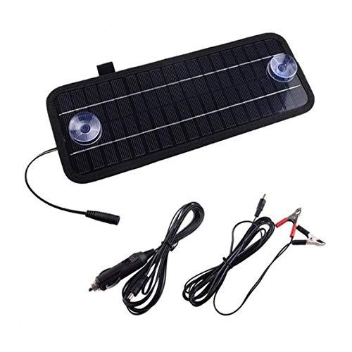 Heaviesk 12 V 4.5 Watt Solar Panel Power Trickle Auto Automobil Ladegerät Notstromversorgung Notstrom Für Auto Boot (Automobil-solar-ladegerät)