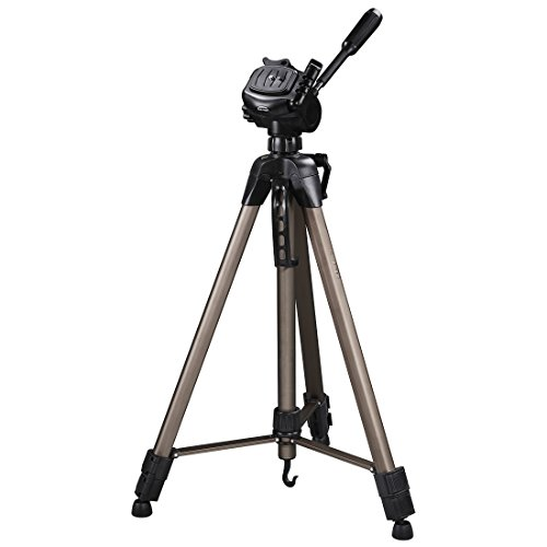 Hama Star 64 Digitales / cámaras de película Negro, Champán tripode -...