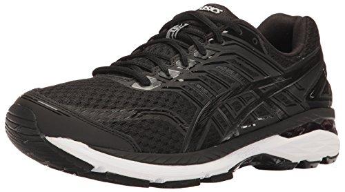 Preisvergleich Produktbild ASICS Men's GT-2000 5 Running Shoe, Black/Onyx/White, 8.5 M US