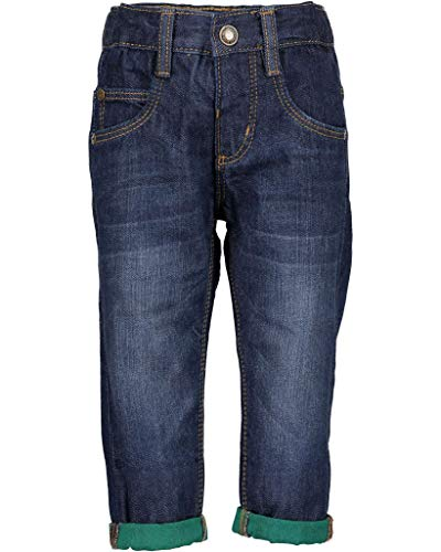 Blue Seven Baby-Jungen Jeans Vd-996014 X, (Dk Blau 570), 86