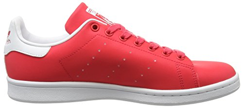 adidas Stan Smith, Sneakers Basses Femme Rose (Core Pink/core Pink/ftwr White)