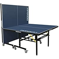 Donnay Unisex Premium Indoor Outdoor Table Tennis Tables T Bar Blue One Size