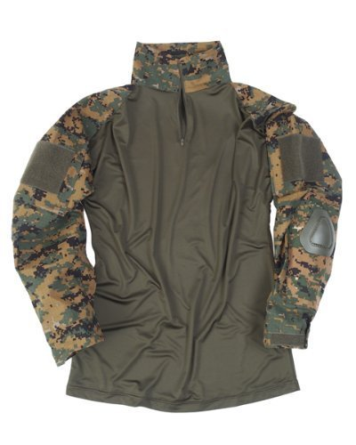 mil-tec-warrior-chemise-avec-coudieres-digital-woodland-taille-xl