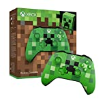 RQINW Xbox One Wireless Controller - Minecraft Creeper