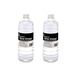 2 x Bird Brand Natural White Vinegar - 1 Litre