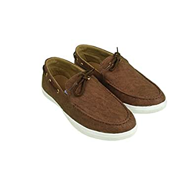 BENTINO LIFESTYLE BROWN SHOES (10)