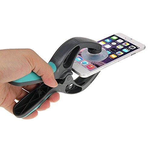 D Screen Panel Saugnapf Clip Ersatz Werkzeuge, Geeignet für iPhone / iPod touch ()