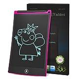 Dreamingbox Cadeaux Noel pour Fille 3-12 Ans, Tablette D'écriture LCD pour Enfants Cadeaux Noel pour Garcon de 4-12 Ans Jouet Enfant 5-12 Ans Garcon Fille Jouet 3-12 Ans Garcon Rose