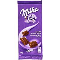 Milka Chocolat au Lait du Pays Alpin la Tablette 200 g
