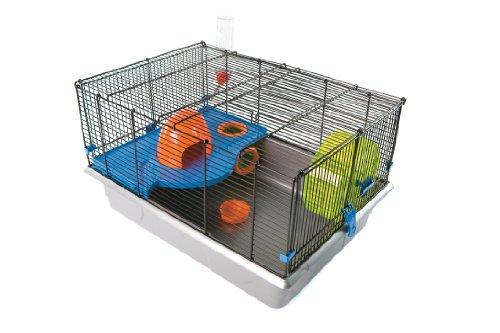 Rotastak Genus 100 Orange Hamsterkäfig GrößeS