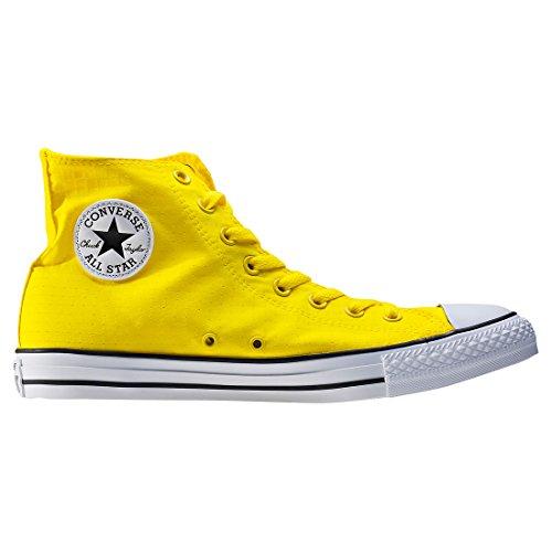 Converse Chucks 155441C Chuck Taylor Star Perf Fresh Yellow White Black Gelb Fresh Yellow White Black