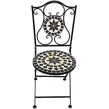 3tlg mosaik sitzgarnitur gartengarnitur terrassenm bel balkonm bel sitzgruppe 2x. Black Bedroom Furniture Sets. Home Design Ideas