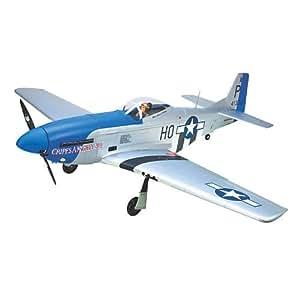 P-51D Blue Nose 60 ARF Hangar9