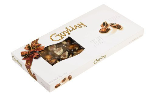 guylian-seashell-window-brown-ribbon-gift-box-1763-ounce-boxes-by-guylian