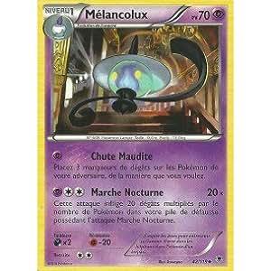 Carte Pokémon 42/119 MELANCOLUX - Série XY Vigueur Spectrale NEUVE FR - Carte-Mania votre spécialiste.
