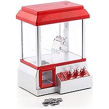 Eurowebb dispensador máquina de Caramelos con Pinza con Sonido – Máquina ...