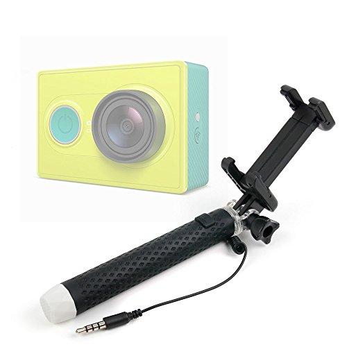 Palo Selfie (Selfie-Stick) para Cámaras deportivas o de acción Xiaomi Yi Deporte / Action / YUNTAB H9 WIFI - DURAGADGET