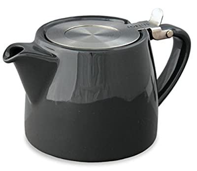 Noir 18 oz (530 ml/2 tasses Par feuille) FORLIFE Théière avec infuseur