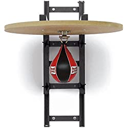 Paffen Sport STAR SPEED SYSTEM Stable boxing wall apparatus with height adjustment
