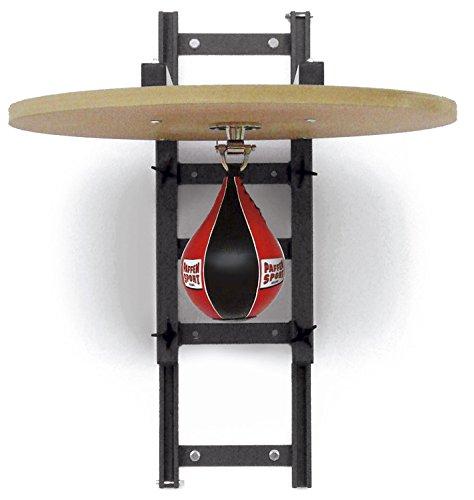 Paffen Sport STAR SPEED SYSTEM Box-Wandapparat – stabile Speedball-Plattform mit stufenloser Höheneinstellung