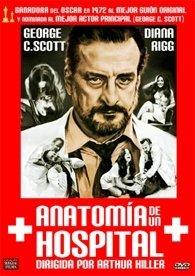 The Hospital (1971, aka Right Smack Into The Wind) - Region Free PAL, English audio & subtitles by George C. Scott