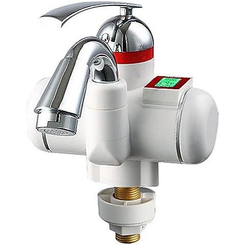 KHSKX riscaldatori digitali acqua rubinetto elettrico fredda schermo intelligence hot dual-purpose