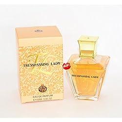 Real Time Eau De Parfum Donne Trespassing Lady - 100 ml