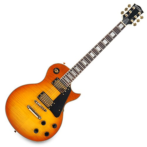 Rocktile L-200OHB Pro Honey Burst - Guitarra