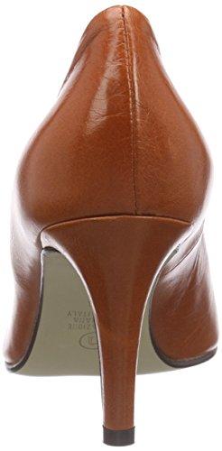 Noe Antwerp - Nusia Pump, Scarpe col tacco Donna Marrone (Braun (RUGGINE))