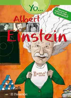YO… ALBERT EINSTEIN por Antonio Tello