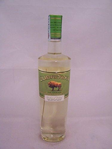 Zubrowka The Original Bison Grass Vodka 70 cl Polmos Bialystock