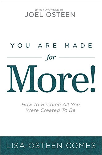 You Are Made for More! (Playaway Adult Nonfiction)