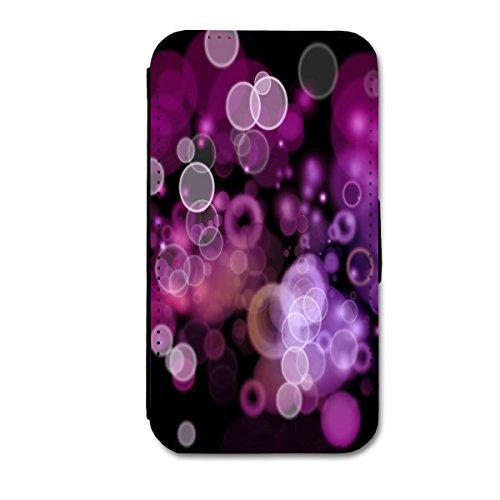 Book Style Flip Handy Tasche Case Schutz Hülle Schale Motiv Etui für Apple iPhone 6 - 4,7 Zoll - Flip 1A52 Design1 Design 1